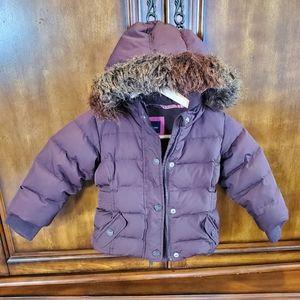 Toddler girl jacket size: 2T